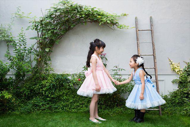 通販でキッズドレスをお探しなら【LiliumNena】!ファーストバースデーや撮影会を行うなら
