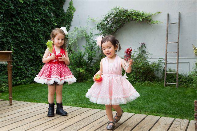 ベビードレスやキッズドレスを購入するなら可愛い・おしゃれなアイテムが揃う【LiliumNena】へ
