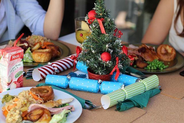アメリカのクリスマスパーティー
