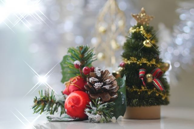 スペインのクリスマスパーティー